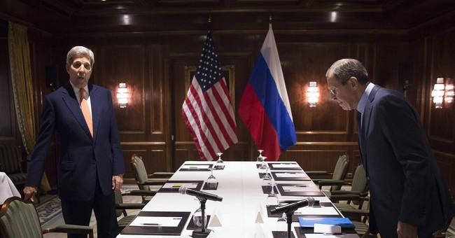 Russia, US discuss organizing Syria political process