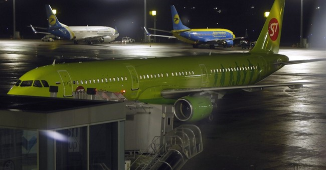 Direct flights between Russia and Ukraine stopped