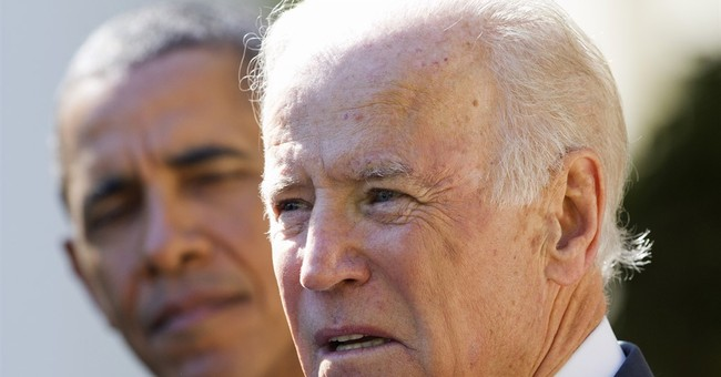 Biden opted out on 2016  Dem race because he 'couldn't win'