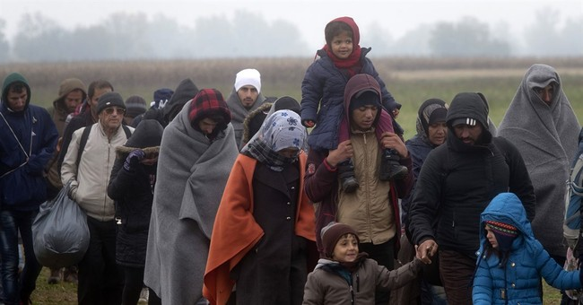 The Latest: EU says reception capacity for migrants to grow