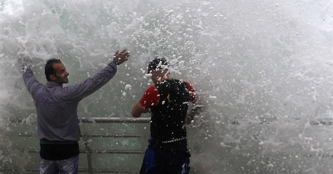 Severe weather sweeps Mideast, 6 dead in Egypt