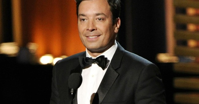 Jimmy Fallon honored by Harvard Lampoon