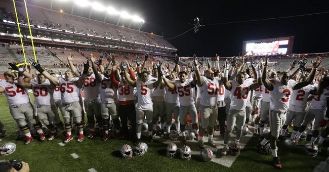 Utah, Florida St losses shake up Top 25; Ohio St still No. 1