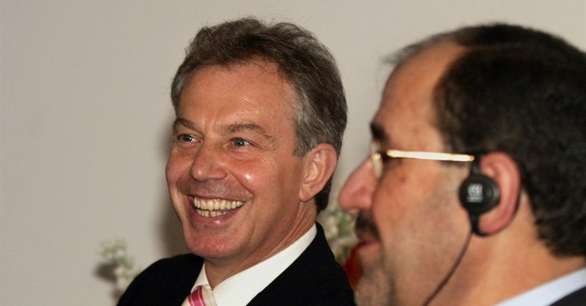 Britain's Tony Blair: Iraq war contributed to rise of IS