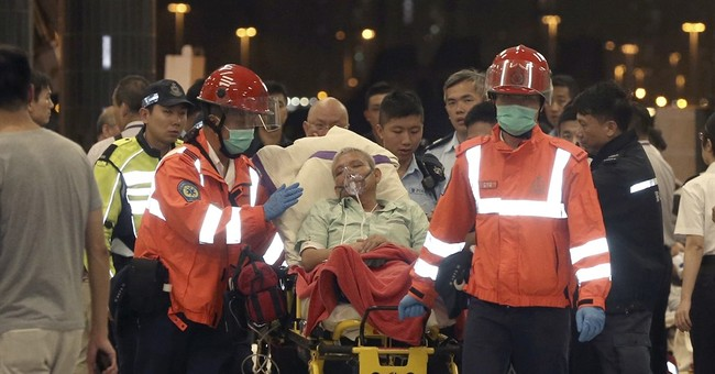 Macau high-speed ferry accident leaves more than 120 hurt