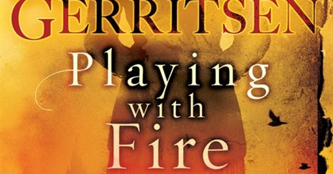 Tess Gerritsen's 'Playing With Fire' is compelling story