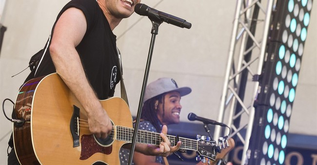 Andy Grammer to sing national anthem at World Series Game 1