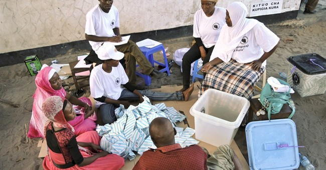 Zanzibar opposition party claims victory, raising tensions