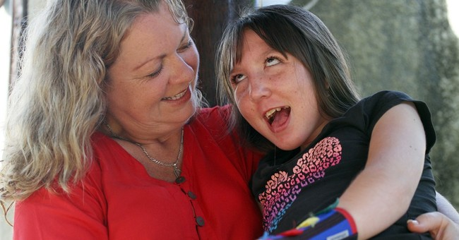 Family stunts disabled daughter's growth to expand her world