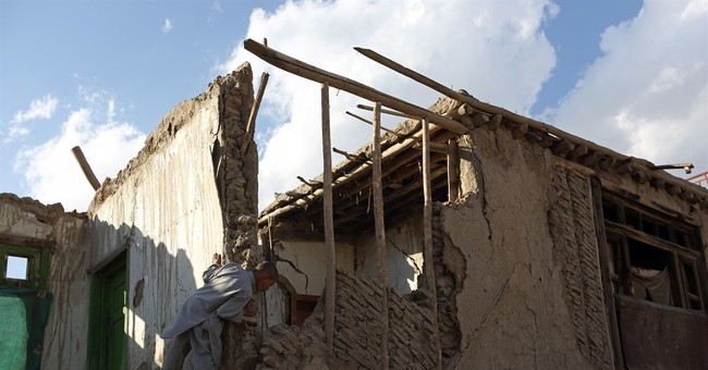 The Latest: UN mobilizing to aid quake victims