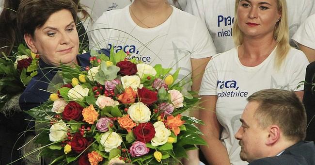 Polish prospective PM: conservative woman who rose up ranks
