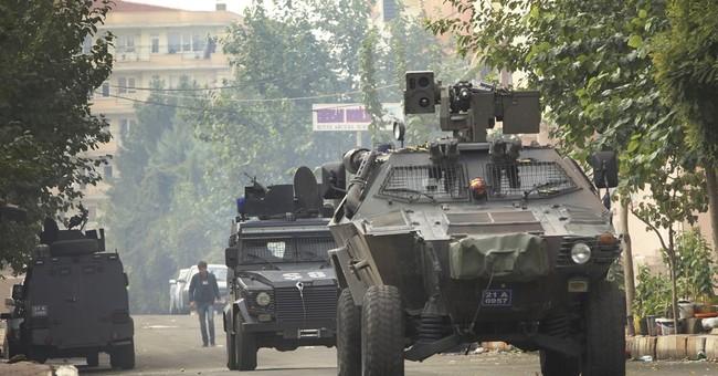 9 killed in raid on IS militants in Turkey