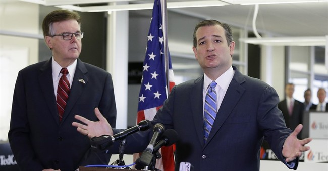 Ted Cruz adds billionaire backer to presidential campaign