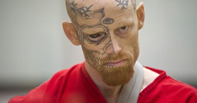 'Eyeball' man sentenced for shooting officer