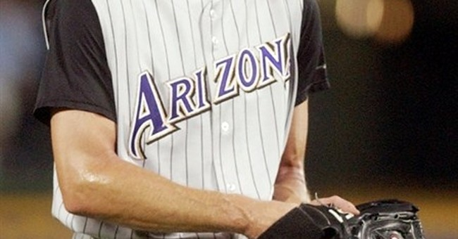 Randy Johnson looks to be shoo-in for Hall of Fame