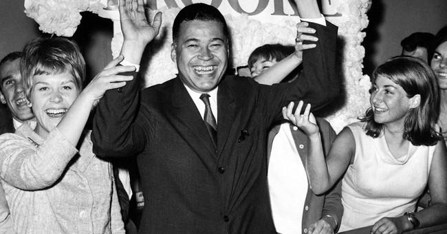Edward Brooke, 1st black elected US senator, dies