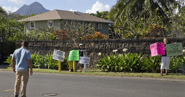 President Obama's Hawaii vacation: Day 15