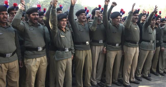 Pakistan, India trade fire in Kashmir, killing 4