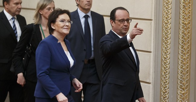 France pledges tanks, armored vehicles to NATO force