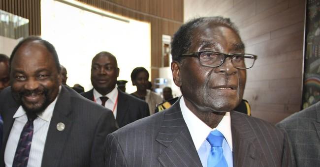 Zimbabwe President Robert Mugabe new African Union chairman