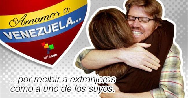 Venezuela uses detained reporter in tourism promo