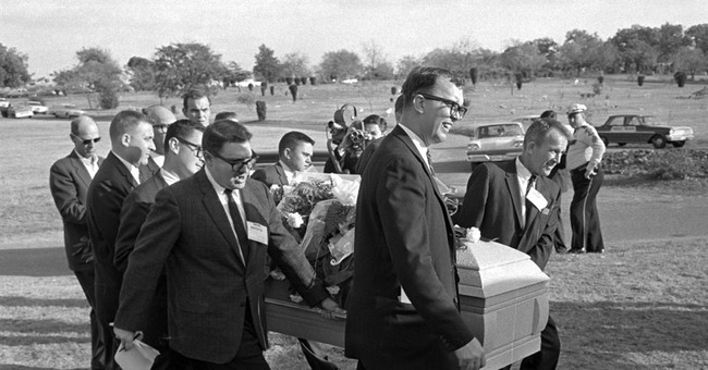 Judge: Funeral home wrongly sold Lee Harvey Oswald's casket