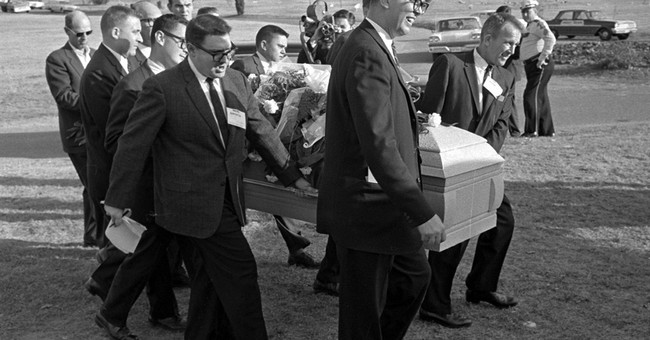 Judge: Funeral home wrongly sold Lee Harvey Oswald's casket