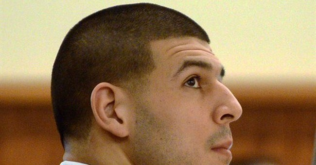 Aaron Hernandez won't be allowed to watch the Super Bowl
