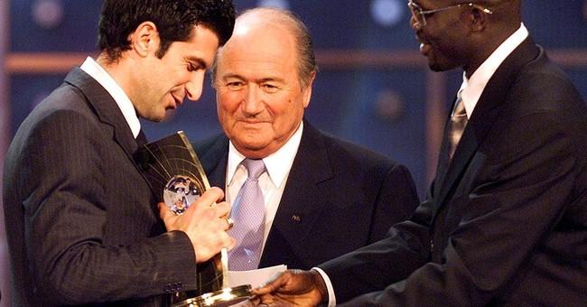 Luis Figo names 5 European nominees for FIFA election bid