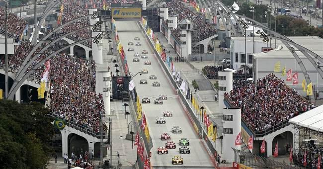 IndyCar says it won't replace canceled Brazil race