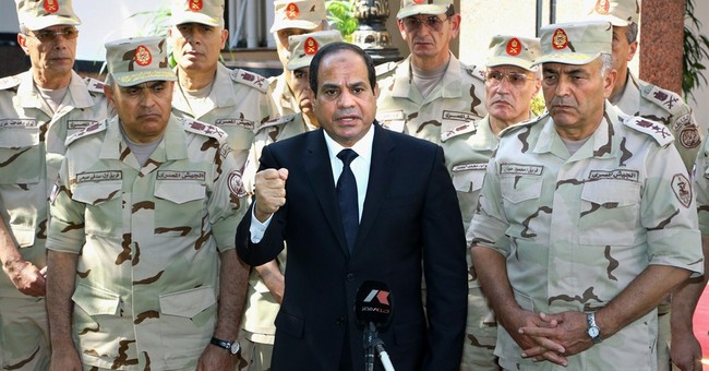 Egypt blames Muslim Brotherhood for deadly Sinai attack