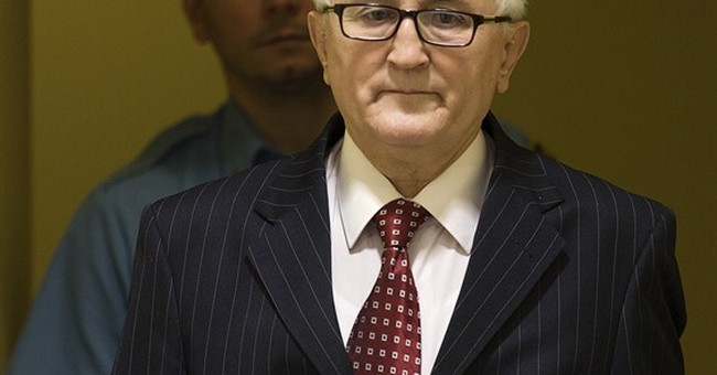 UN court upholds 2 Bosnian Serbs' genocide convictions