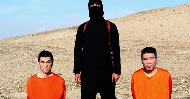IS hostage drama shows change in propaganda technique