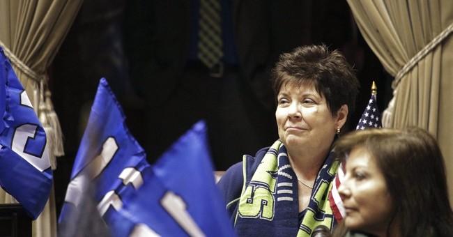 Wearing Seahawks gear, lawmakers support fantasy football