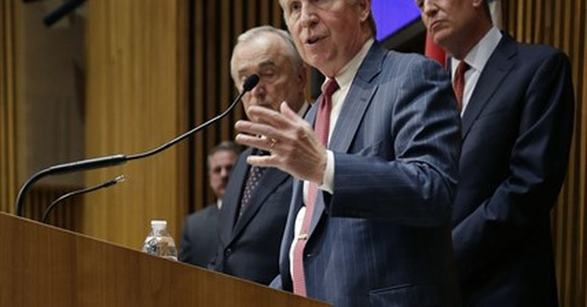 NYC officials: 6 arrested for selling 74 guns to undercovers