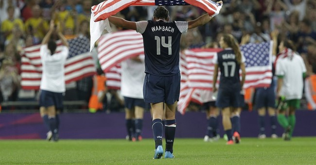 After White House celebration, Abby Wambach retires