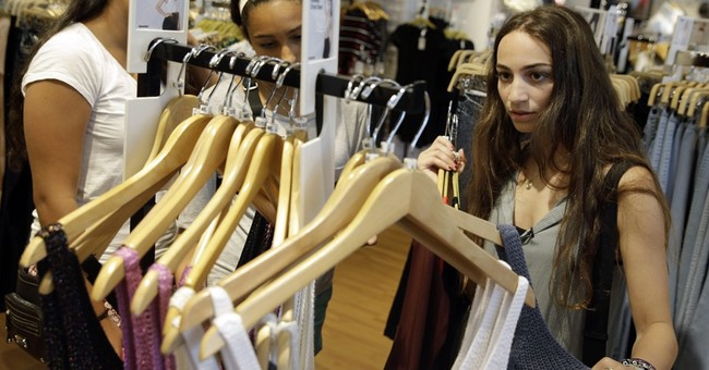 US consumer confidence slips in October