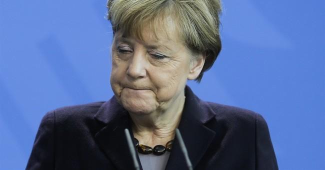 Merkel: No instant solution to Europe's refugee crisis