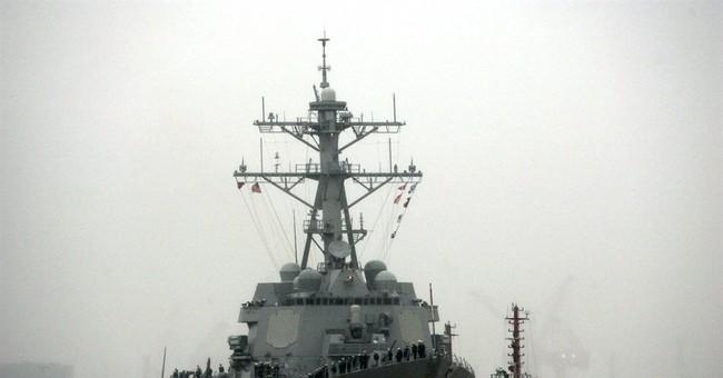 Q&A: Impact of US warship sailing near China-held island