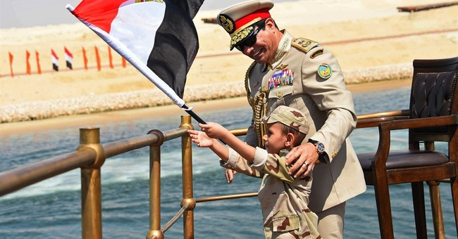 Cash boost sought from Egypt's Suez Canal proves elusive