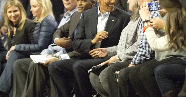 Obama spends a whirlwind day in his hometown, Chicago