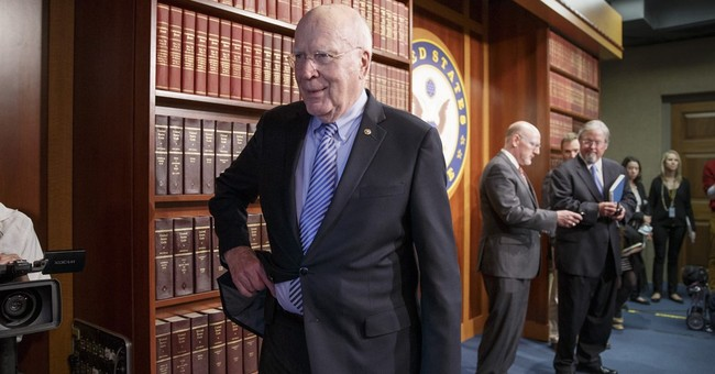 CAPITOL HILL BUZZ: Leahy casts 15,000th vote