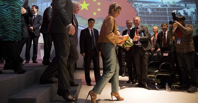 Ill Dutch Queen Maxima flying home early from China visit