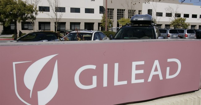 Gilead Sciences beats Street 3Q forecasts