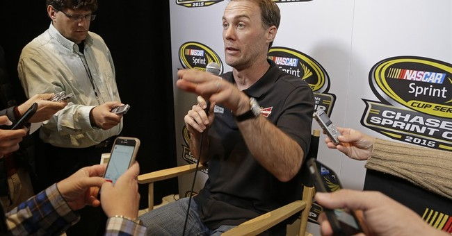"Harvick: ""I don't need to defend myself"" after Talladega"