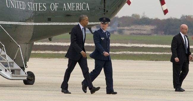 Obama to police chiefs: US safer because of your efforts