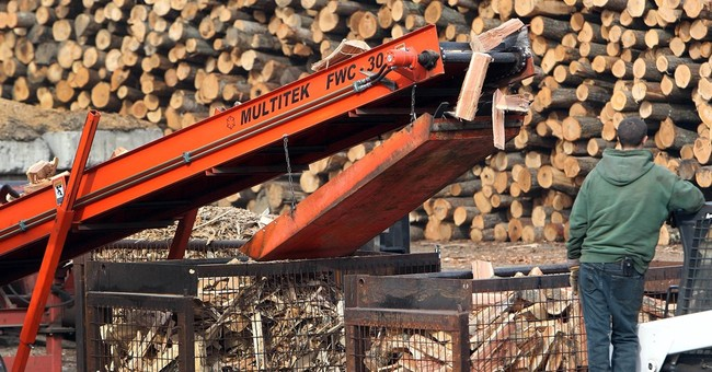 Why does firewood cost so much? Fracking's part of it
