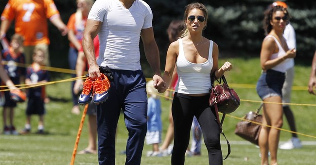 Jets' Eric Decker and wife Jessie tackle bullying in schools