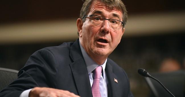 Defense secretary says US is retooling fight against IS