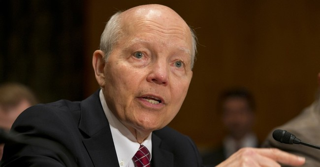 House committee chairman moves to impeach IRS chief